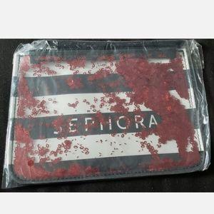Sephora Shiny Lips Makeup Bag